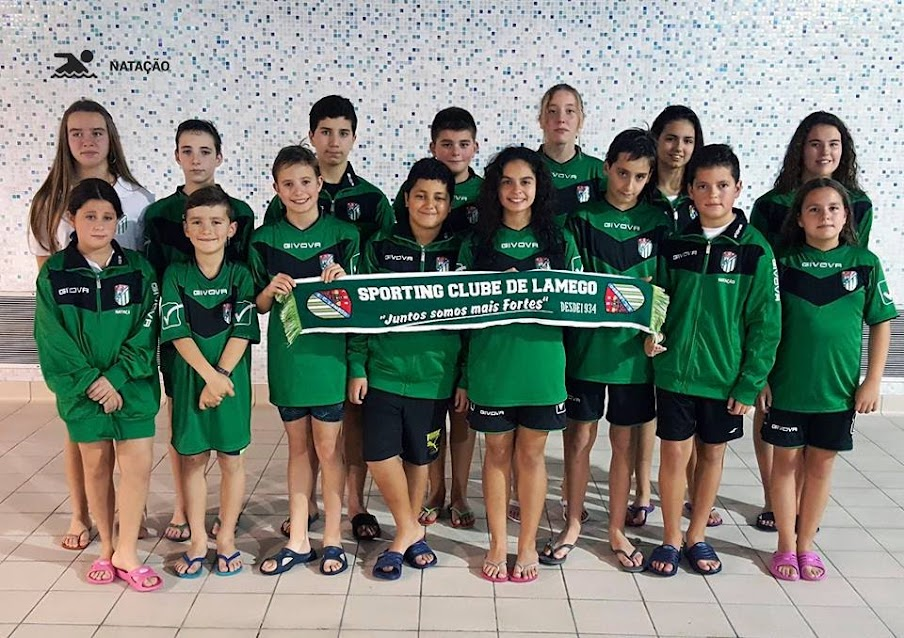 Sporting Clube de Lamego demonstra