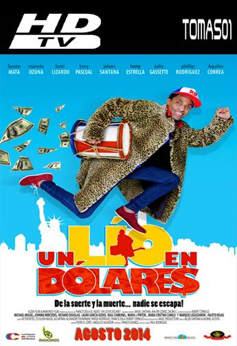 Un Lío en Dólares (2014) HDTV