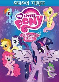 My Little Pony Friendship is Magic SS3 - My Little Pony: Friendship Is Magic Season 3 | Bé Pony Của Em: Tình Bạn Là Phép Màu 3