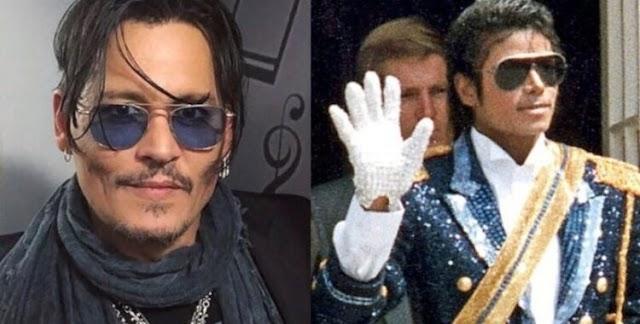 Johnny Depp (Grindelwald) vai produzir cinebiografia de Michael Jackson pela perspectiva de suas luvas