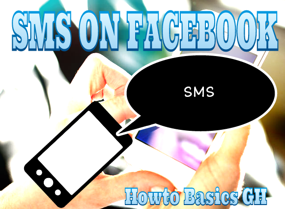 how to send a facebook video to text message