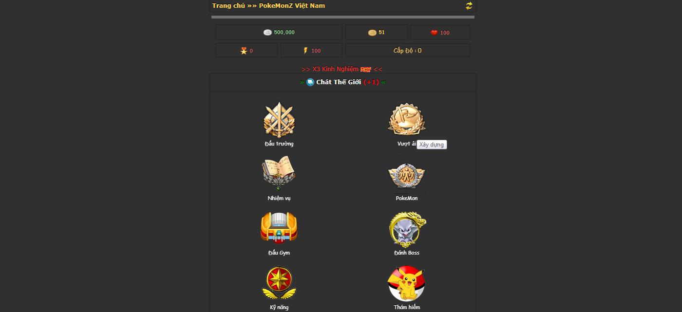 Chia Sẻ Code Web Pokemon Ajax Khá Ngon
