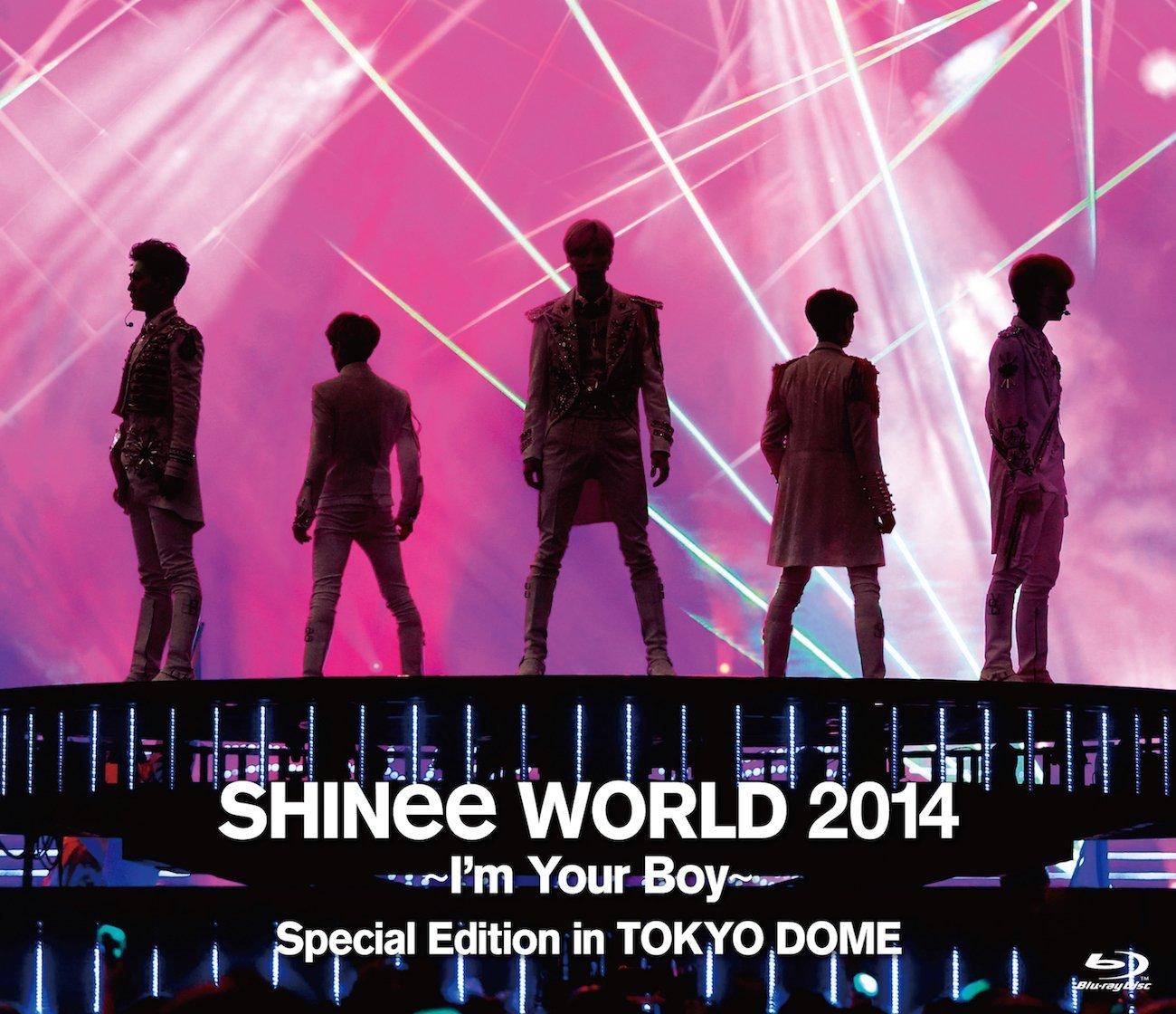 Download [Concert] SHINee – SHINee World 2014 〜I'm Your Boy