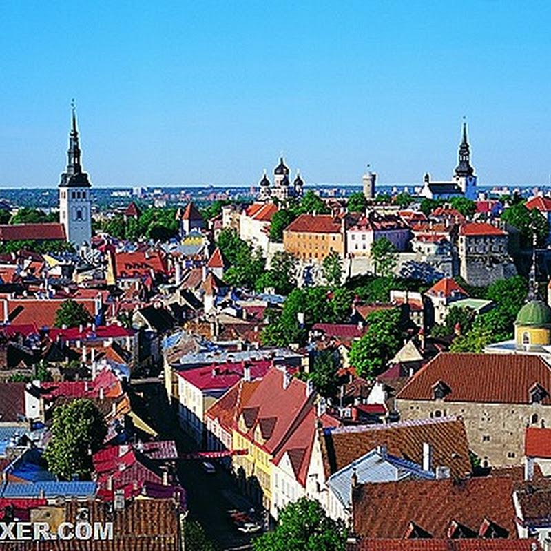 Вы находитесь в Эстонии, если…
