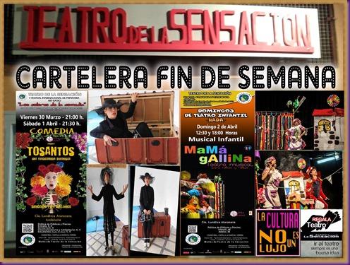 FIN DE SEMANA TO SANTOS Y MAMA GALLINA