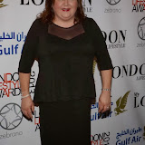 WWW.ENTSIMAGES.COM -    Cheryl Fergison  at          London Lifestyle Awards at The Troxy, 490 Commercial Road, London,October 23rd 2013                                             Photo Mobis Photos/OIC 0203 174 1069
