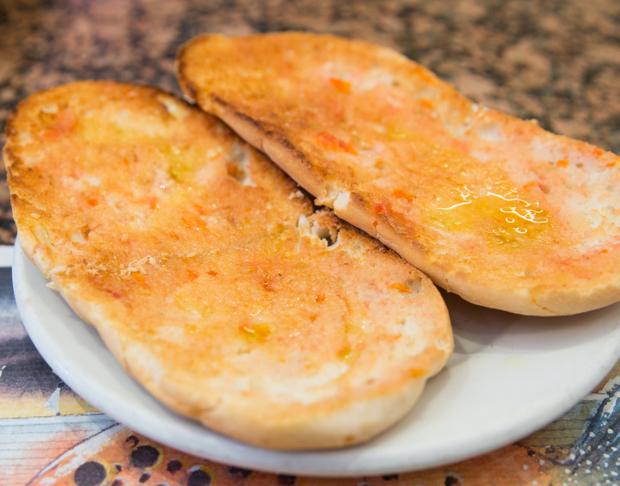 photo of Bread and Tomato