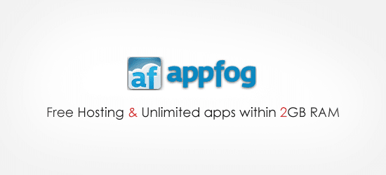 Appfog Free Hosting for Beginners