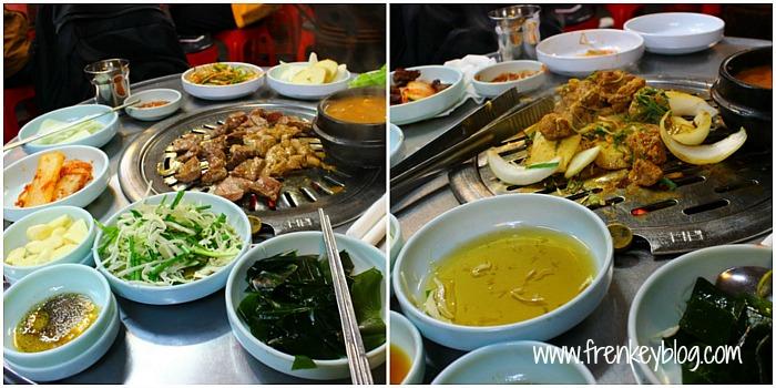 Makan Malam di Hongik University