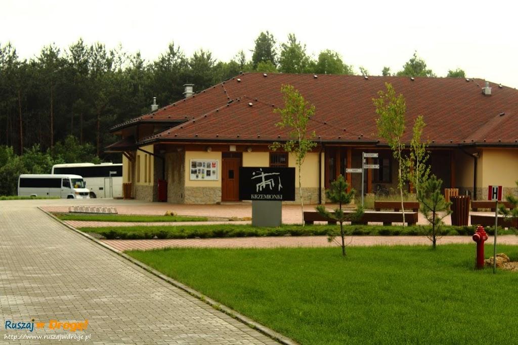 krzemionki  - hala wystawowa