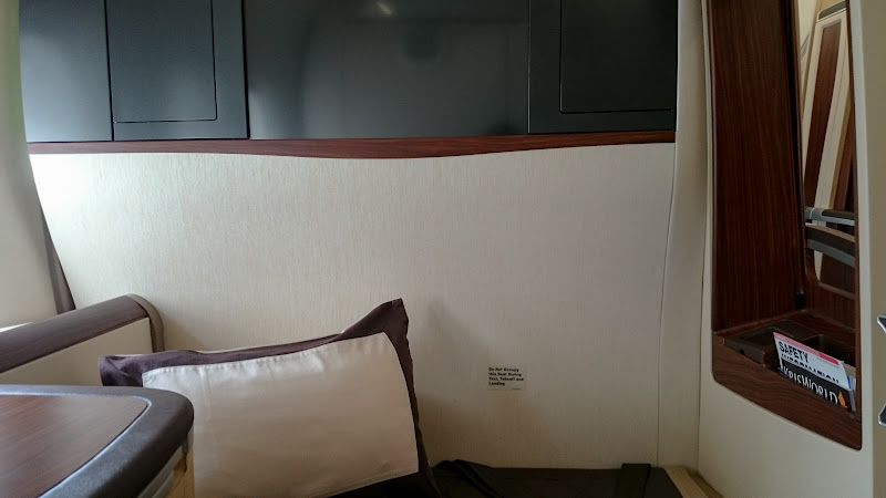 SIN%252520PVG 27 - REVIEW - Singapore Airlines : Suites - Singapore to Shanghai (A380)