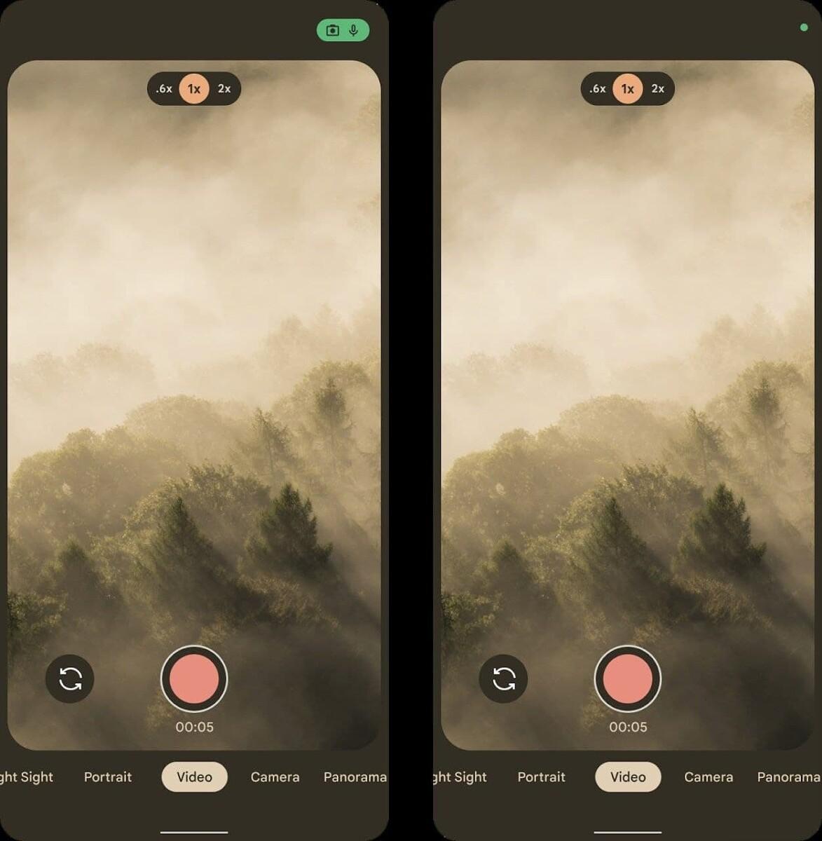 Prime immagini della UI di Android 12