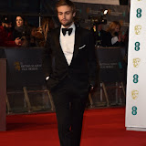 OIC - ENTSIMAGES.COM - Douglas Booth at the  EE British Academy Film Awards 2016 Royal Opera House, Covent Garden, London 14th February 2016 (BAFTAs)Photo Mobis Photos/OIC 0203 174 1069