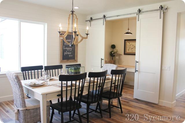 magnolia furniture dining