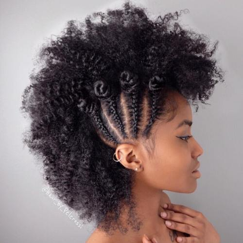 Creative curly hair for woman and girls -2017 6