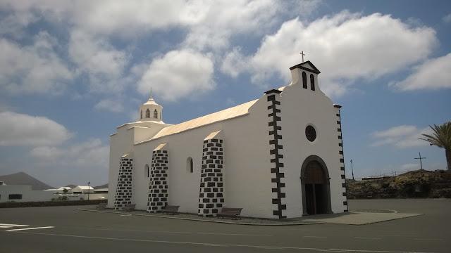 Church of Mancha Blanca