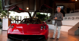 Pagani Huayra shown in the USA for the first time