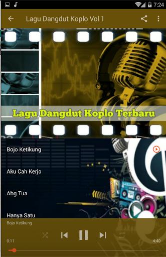 لقطات شاشة Lagu Dangdut Koplo Terbaru 3