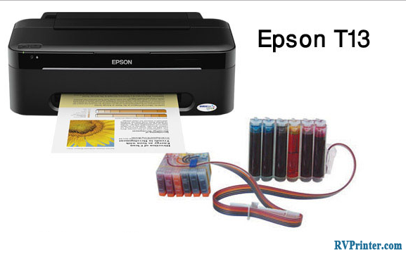 Full Review about Epson Stylus T13 Printer
