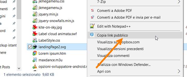 copiare-link-pubblico-dropbox
