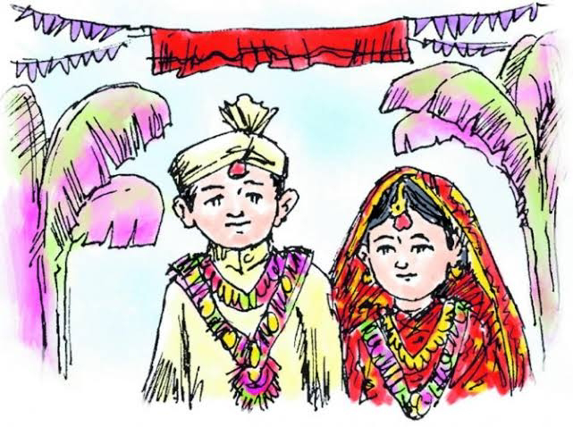 Authorities have stopped a 14-year-old girl's wedding near Vellore