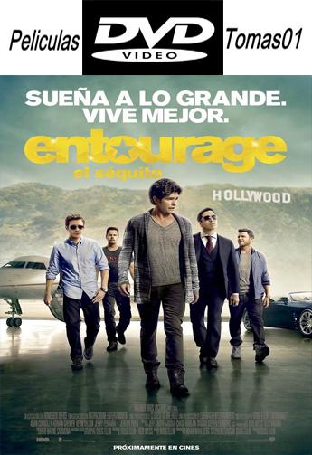 Entourage: La Película (El séquito) (2015) DVDRip