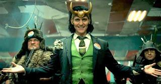 Loki High on Cinema