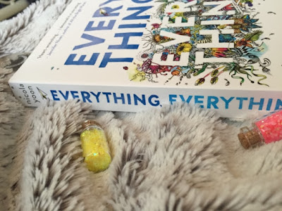 Book review Everything, Everything by Nicola Yoon