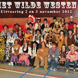 2012-11-03 Concert Wilde Westen (zaterdagavond)