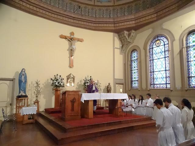 Eucaristia - Liturgia Marzo