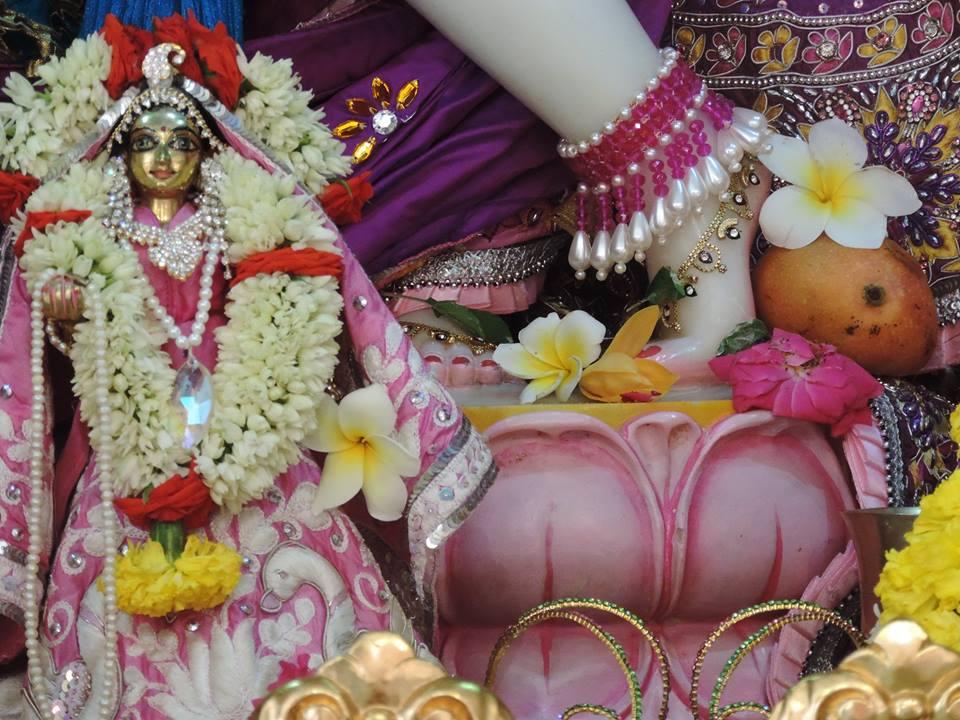 ISKCON Bangalore Deity Darshan 28 May 2016 (7)