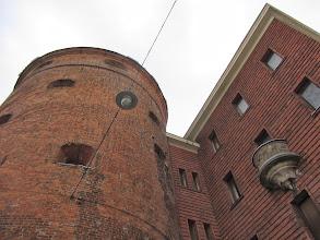 Photo: Parako (Smėlio) bokštas Viduramžiais saugojęs miesto pagrindinius vartus, prie kurių baigėsi vadinamasis Didysis smėlio kelias.