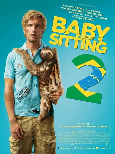 Όλα θα Πάνε Στραβά (Babysitting 2) Poster