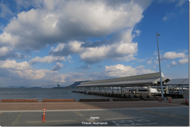 高松 無料免費展望台和高松港 (34)