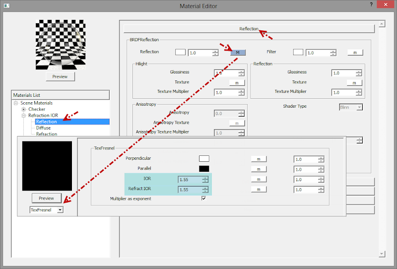V-Ray Material Guide: ว่าด้วยเรื่อง Refraction - Index of Refraction (Refraction IOR) Refract_ior_02