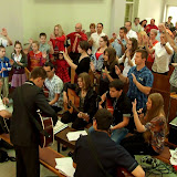Diákok hálaadó szentmiséje - 2014