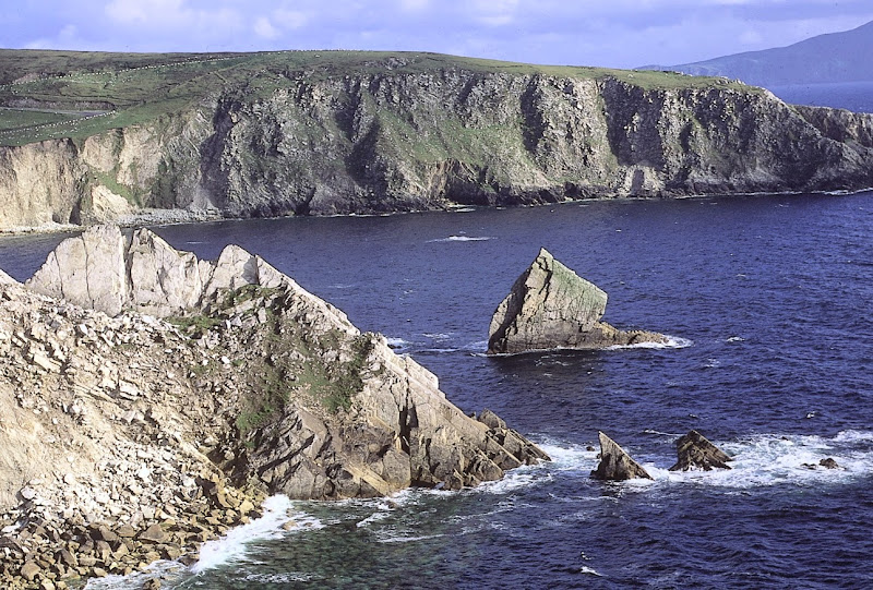 Achill Island. From Driving Ireland's Wild Atlantic Way