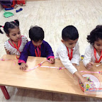 Rakshabandhan Celebration of Nursery Morning at Witty World, Chikoowadi (2017-18)