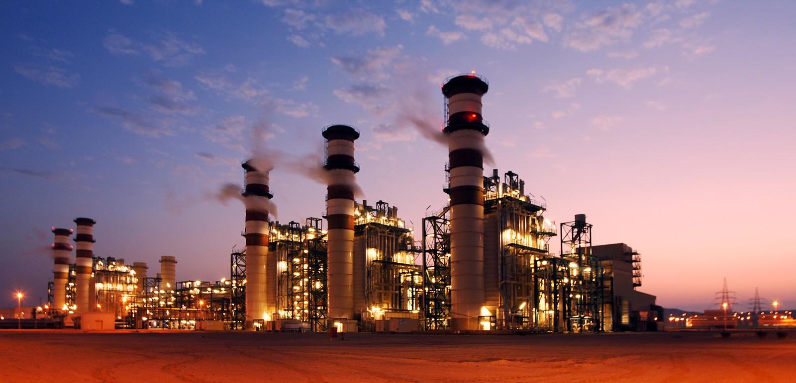 Bahrain - oil refinery   (photo-vimac.com.vn)