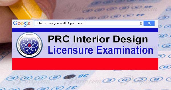 october 2014 interior designers exam results
