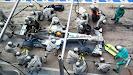 Lewis Hamilton, Mercedes W04 pitstop