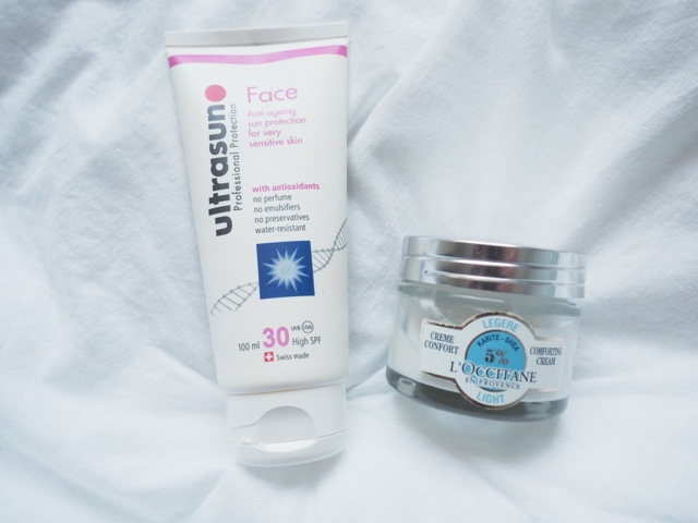 ultrasun-face-spf30-l'occitane-shea-light-comforting-cream