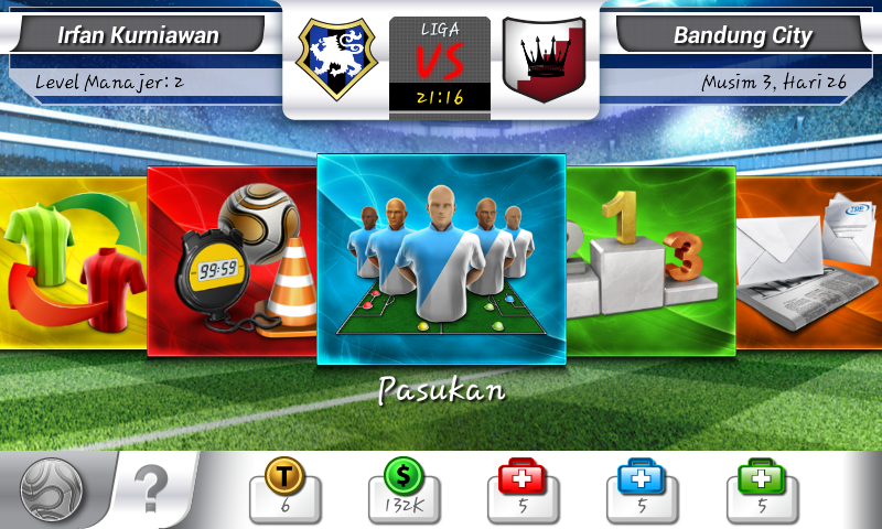 Voucher unipin top eleven