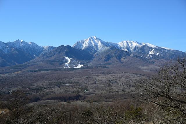 八ヶ岳 冬