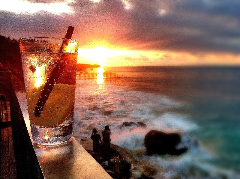 Sunset Tonic