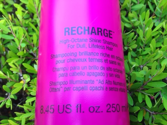 Bed Head TIGI Recharge Shampoo