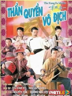 Phim Thần Quyền Vô Địch - The Kung Fu Master (2000)