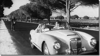 Lancia Aurelia B24 Le fanfaron