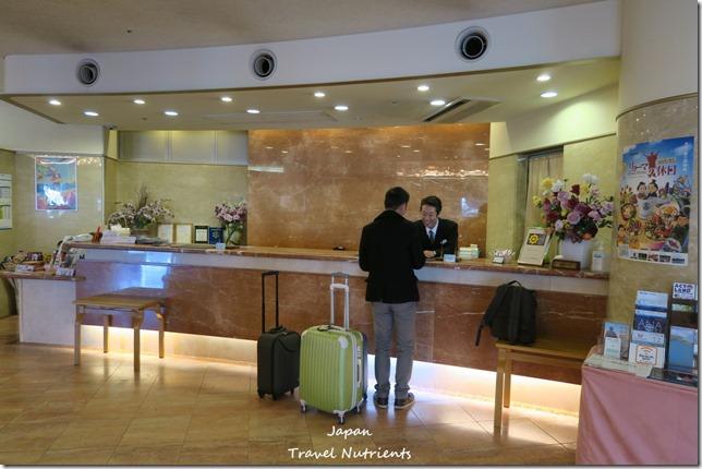 日本四國高知Kochi Pacific Hotel (6)