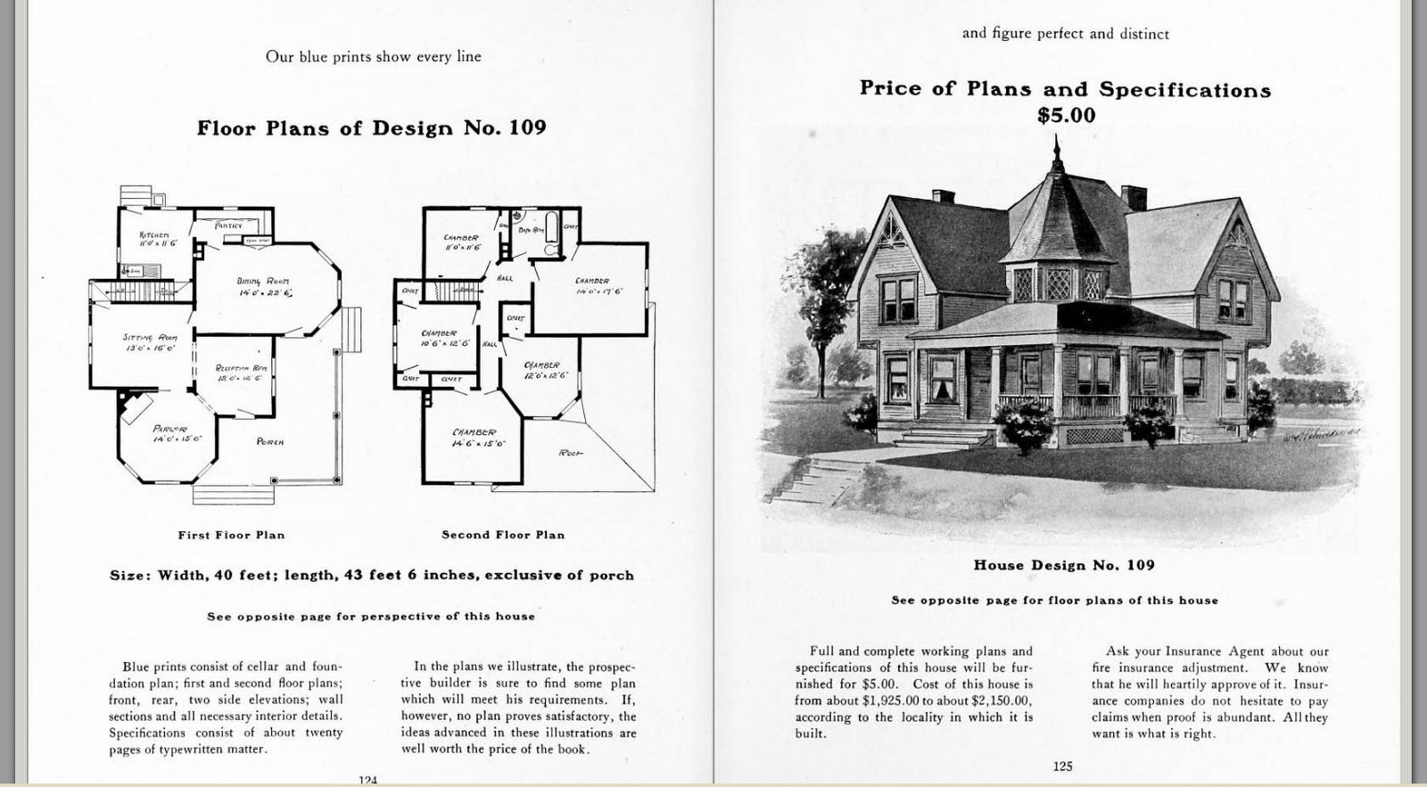 Downloads for Historic home plans